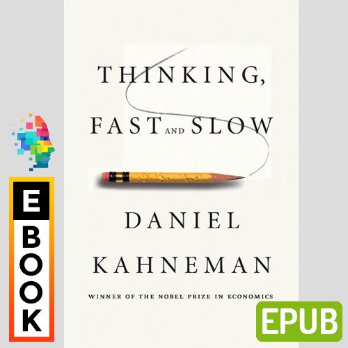 Thinking, Fast And Slow - Digital Ebook By Audiobooks.