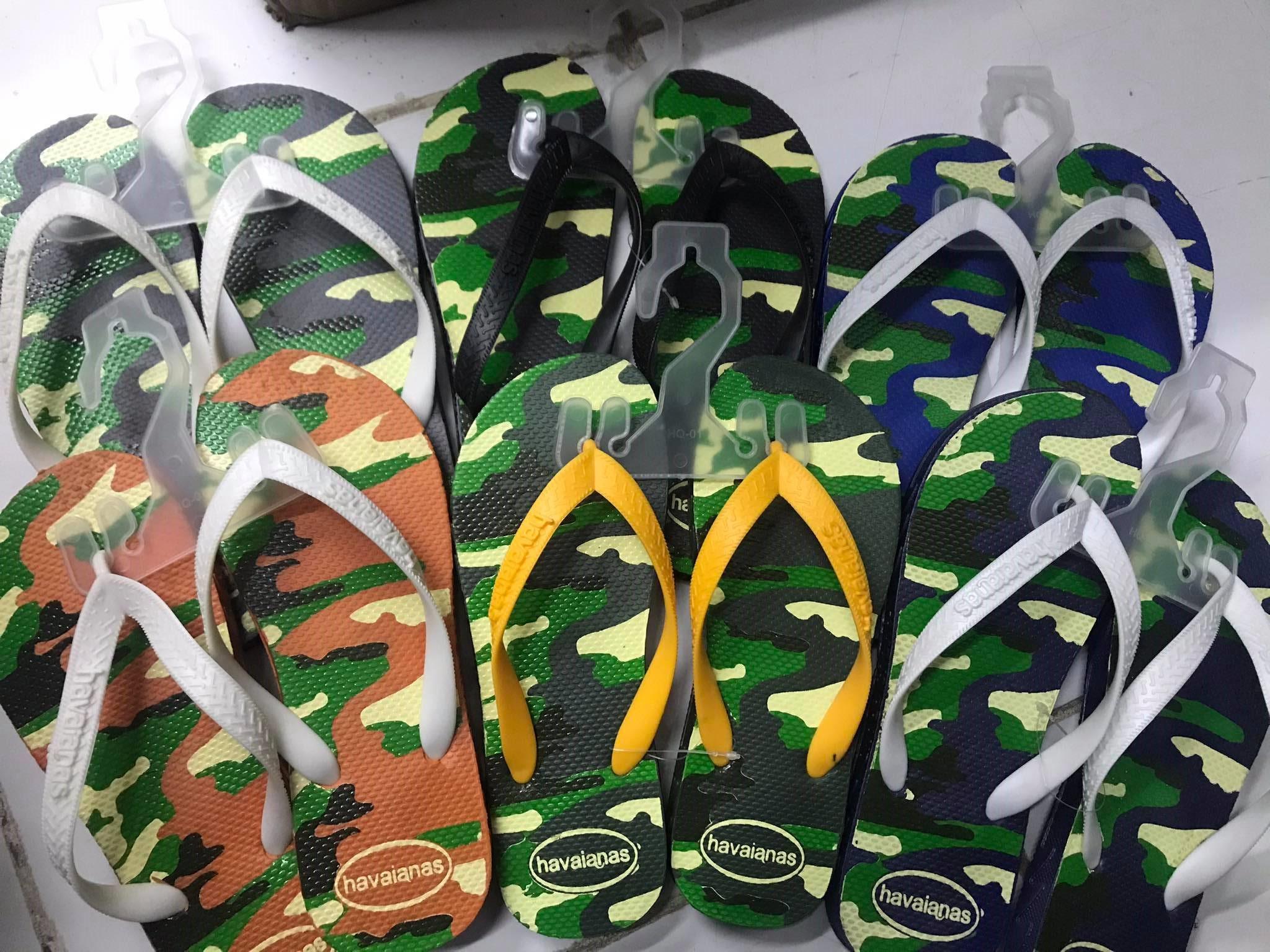 BOYS SLIPPER Camouflage slipper for Men