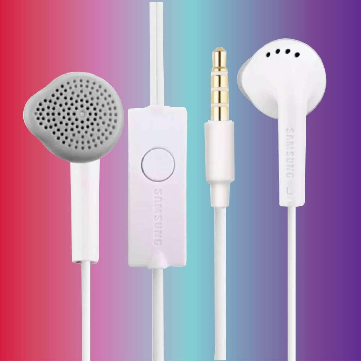 8830843fc27 Equipment Manufactured Samsung Earphones Original Universal Headset (good  quality white)