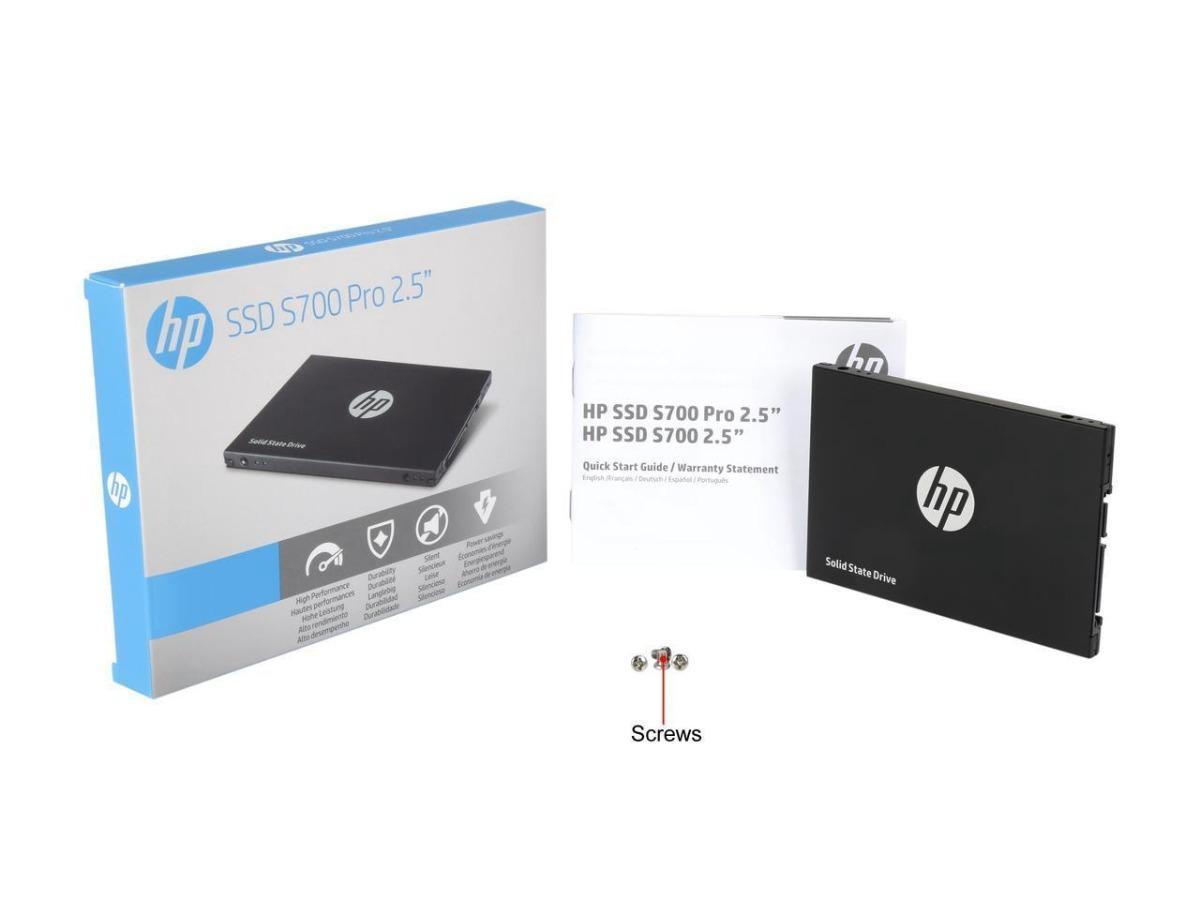 HP SSD 128GB(S700pro) Free USB 3 0 external case | Lazada PH