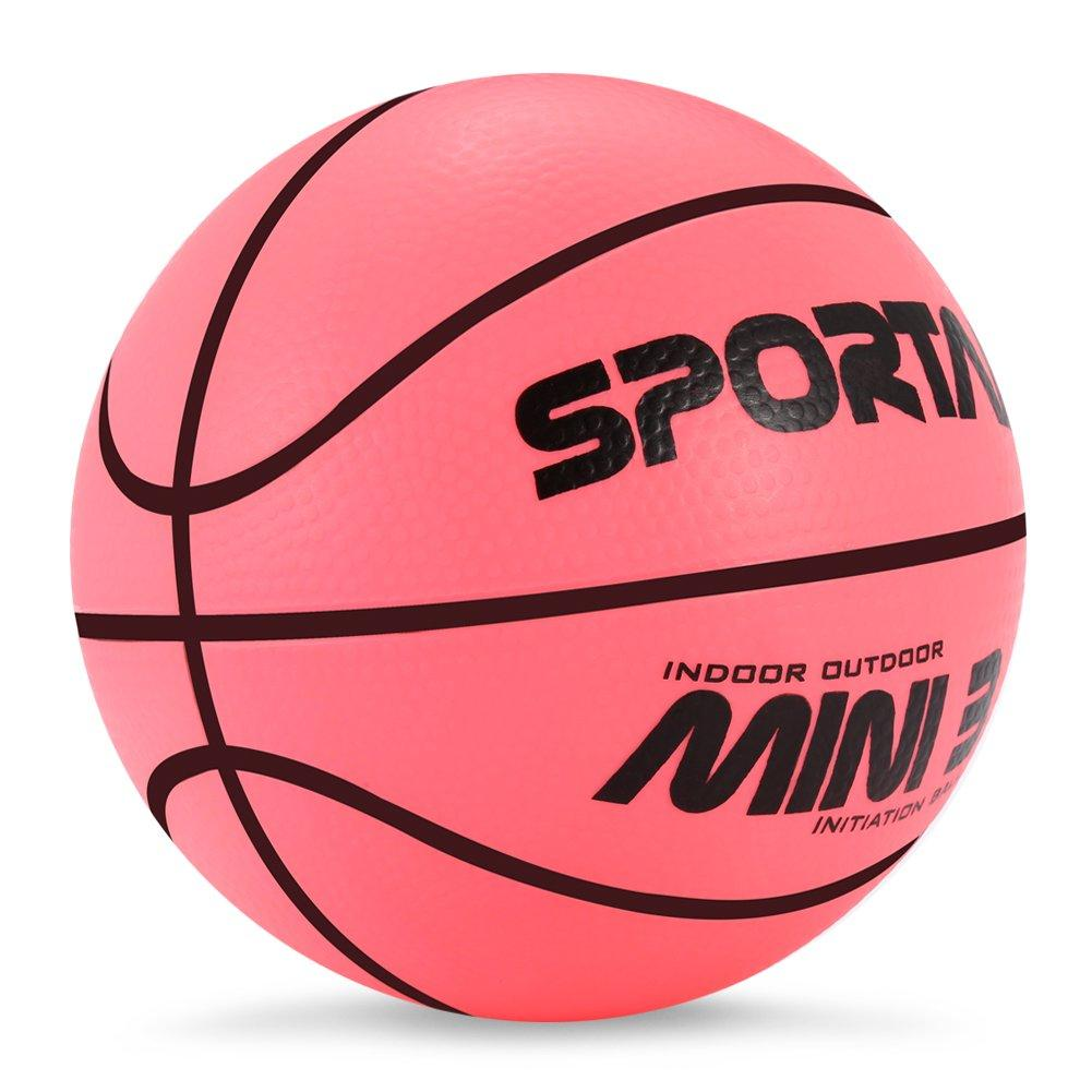 Stylife® 5inch Mini Basketball For Kids, Inflatable Ball Environmental Protection Material,soft And Bouncy,colors Varied By Galleon.ph.
