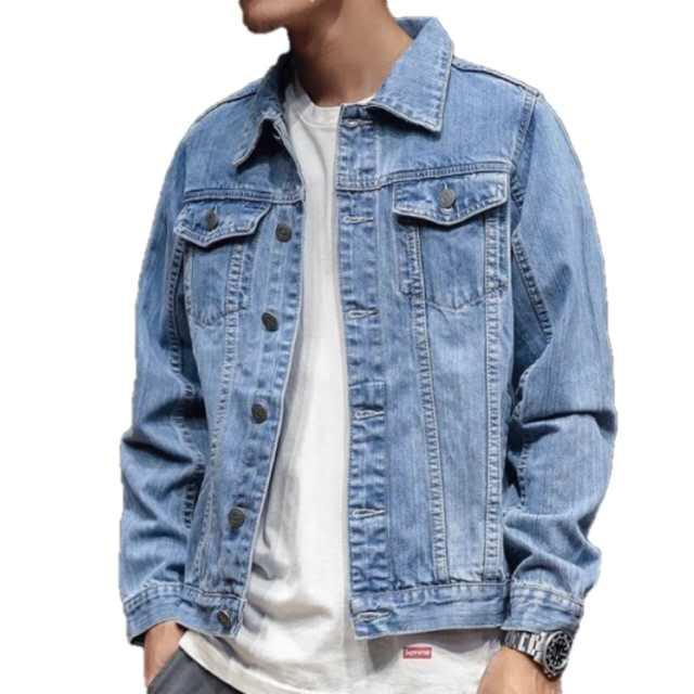 c17fade30 Casual Jacket Men's Denim Jacket for men #maong jacket