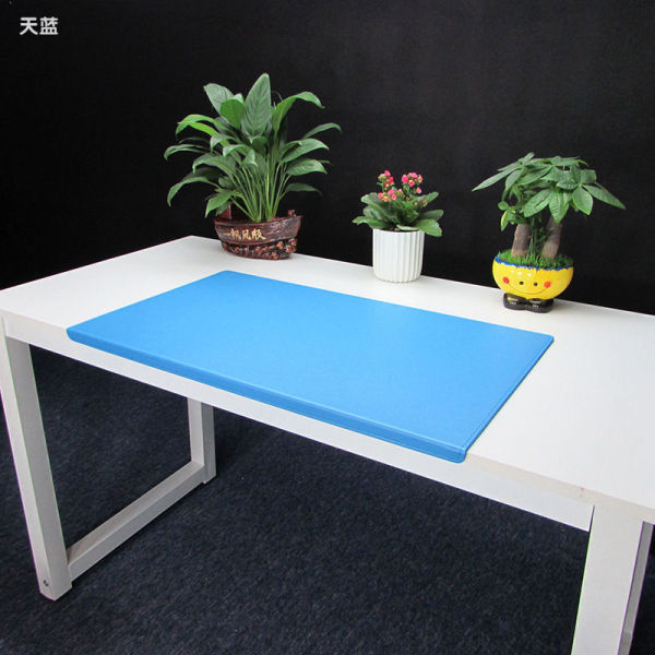 Stall business buckle hanging edge computer office writing table mat leather mouse pad book writing table mat class Malaysia