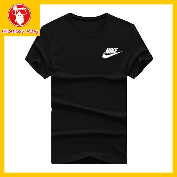 1af0e70b Product details of [Monkey King]Round neck T-shirt for Mens on sale Tees  Tops Unisex Running Sports quick-drying Short sleeve Printed Graphic Fitness  Wear ...