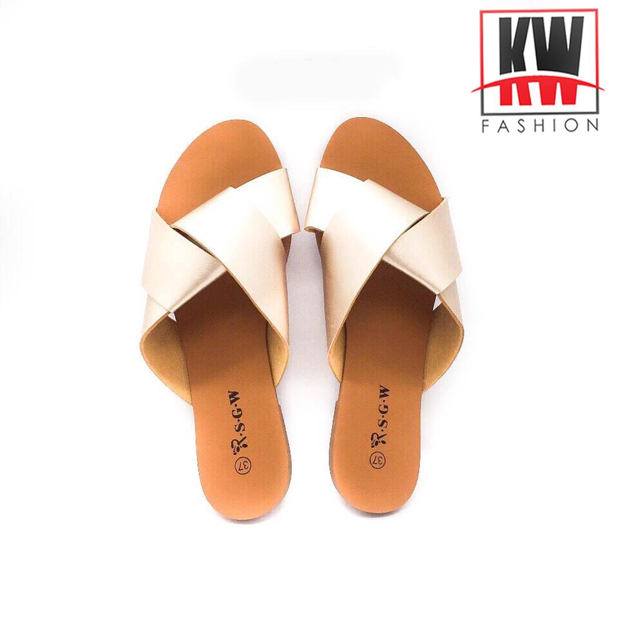 7ded45d46ccb Flat Sandals for Women for sale - Summer Sandals online brands ...