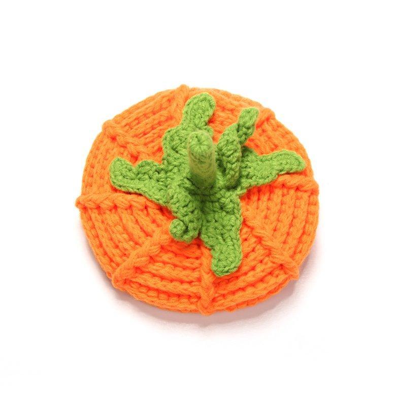 HORI Newborn Baby Photo Props Boy Girl Photo Crochet Knit Halloween Pumpkins  Hat 4b17b3053516