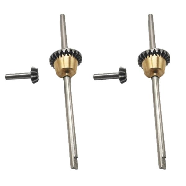 Mua 2set Metal Differential for WPL B1 B16 B36 C14 C24 C34 Q60 Q61 Q62 Q63 RC Car Parts (Rear & Front)