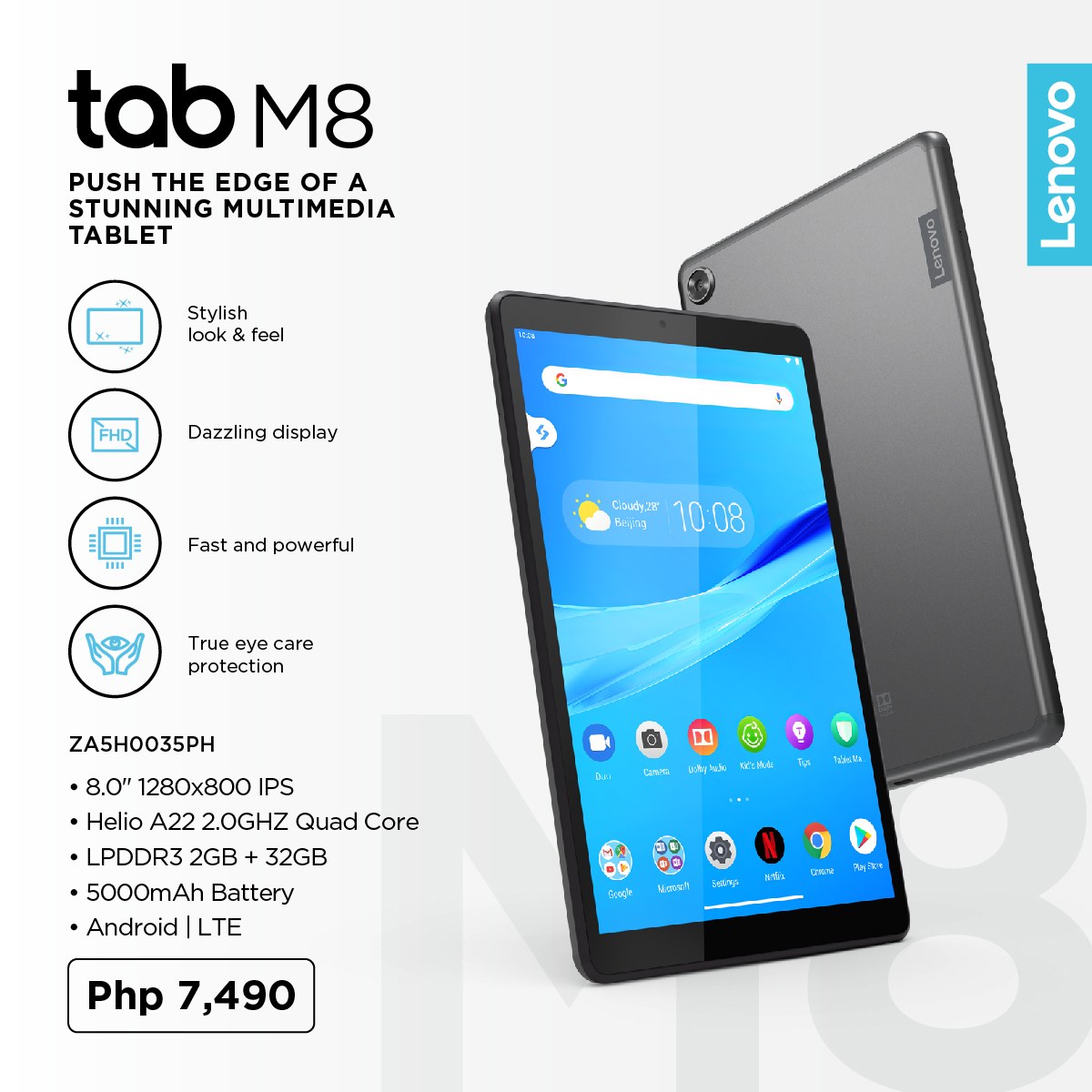 Buy Tablets At Best Price Online Lazada Com Ph