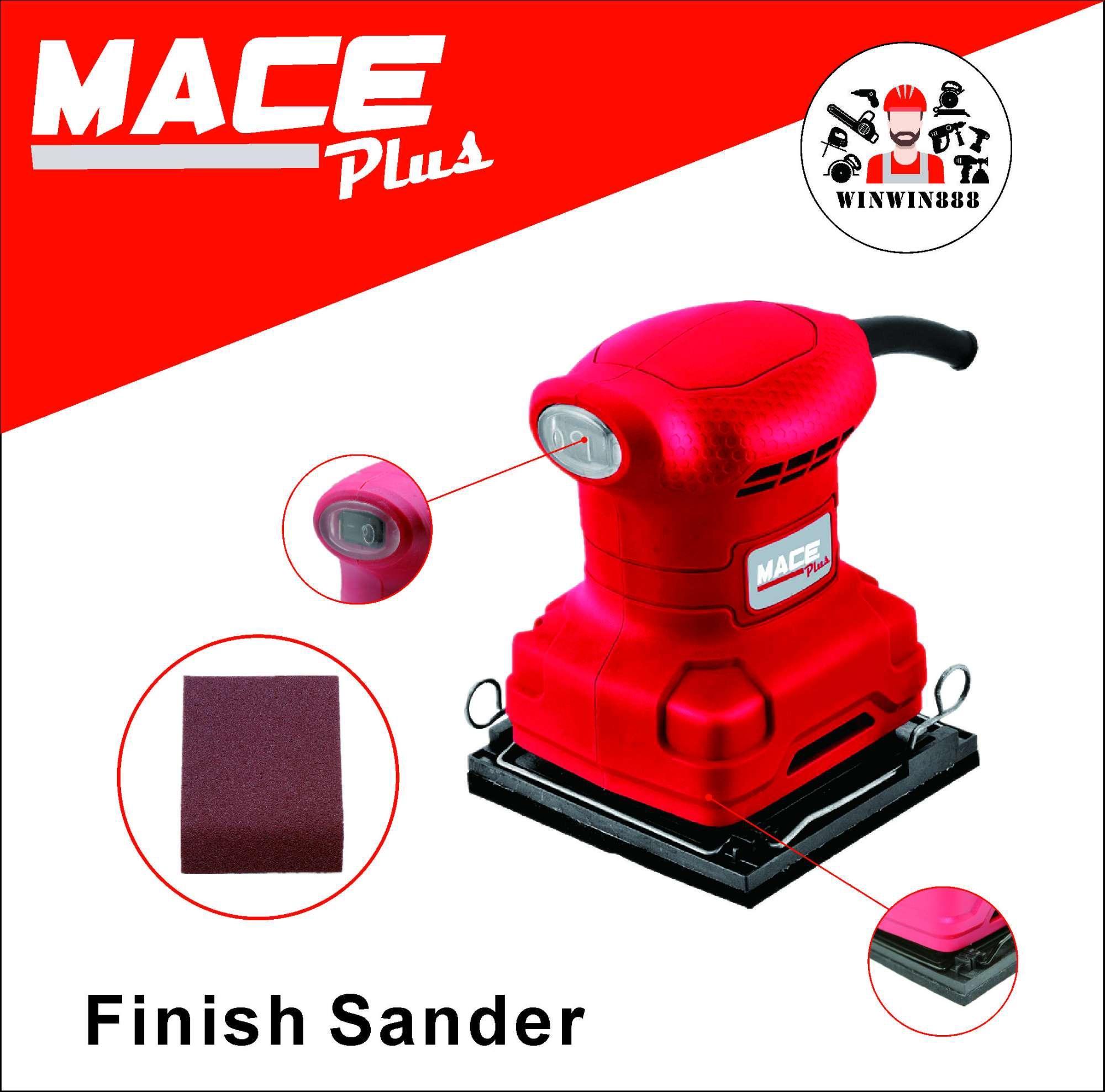 MACE FINISHING SANDER(wire type)