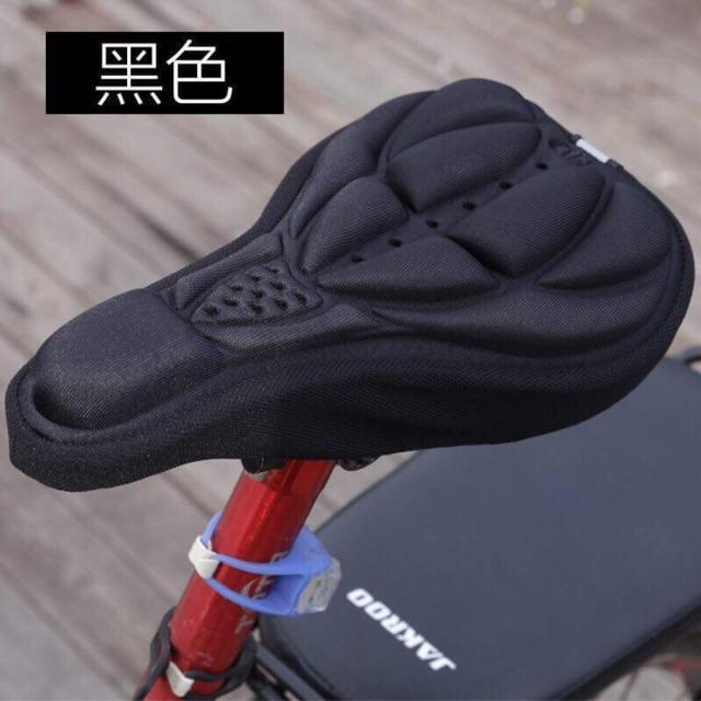 Soft Gel Silicone Cycling Bicycle Seat Cover Cushion Saddle By Cag Shop
