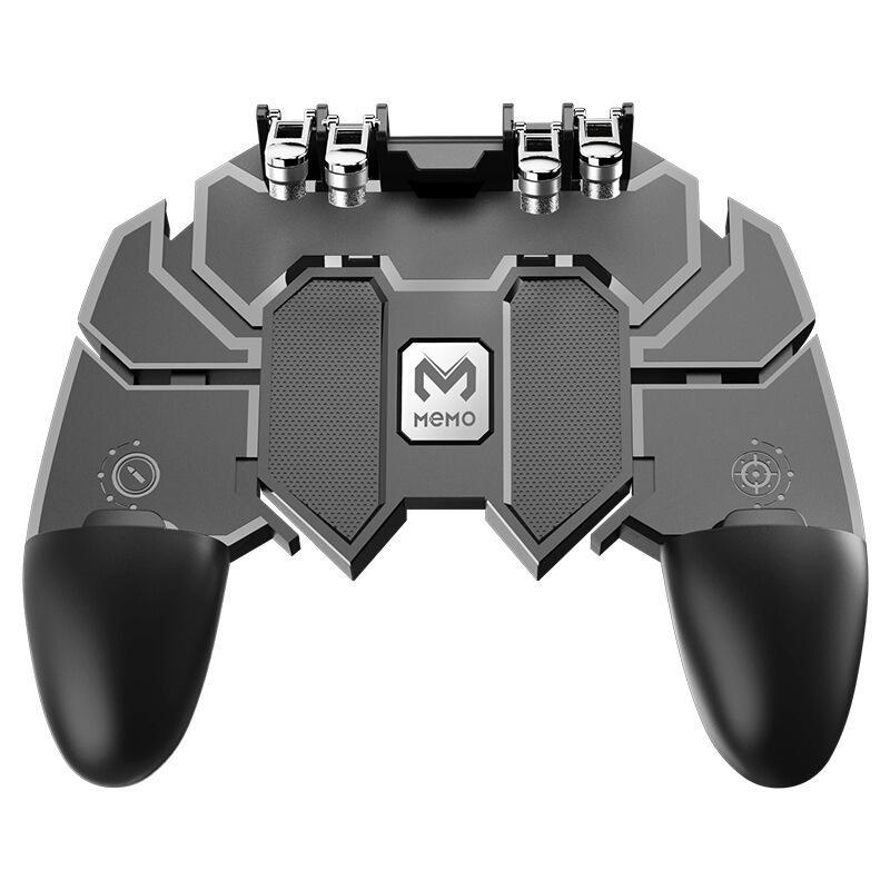 EUGENE AK66 Six Finger All-in-One Mobile Game Controller Fire Key Button  for PUBG