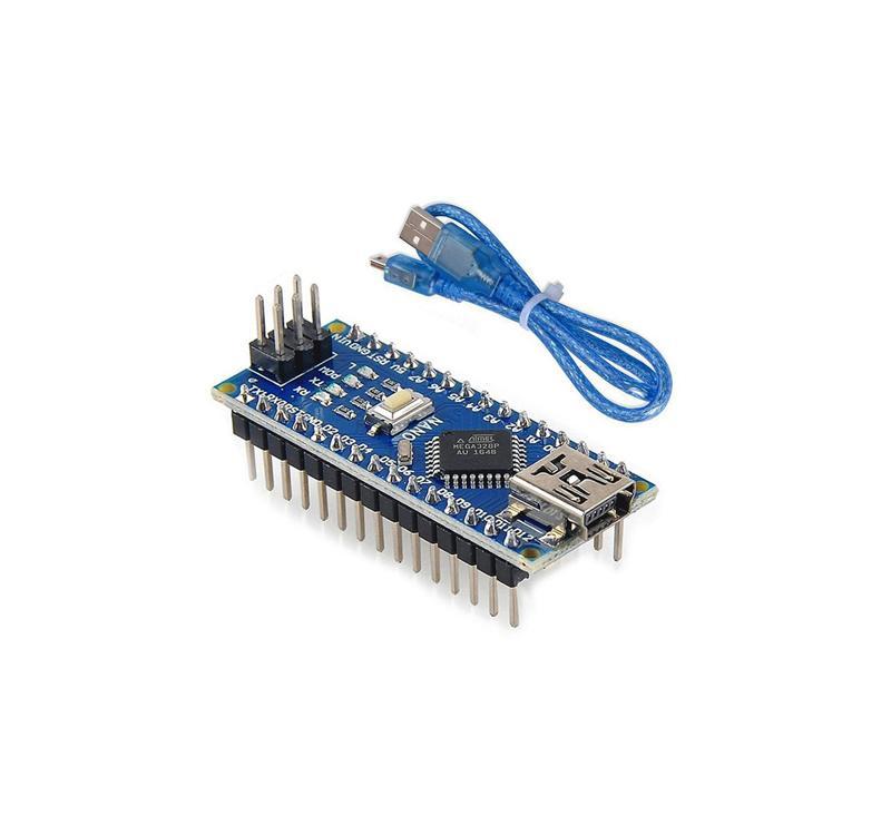 Arduino NANO v3 0 CH340G Arduino Compatible Board with USB Cable