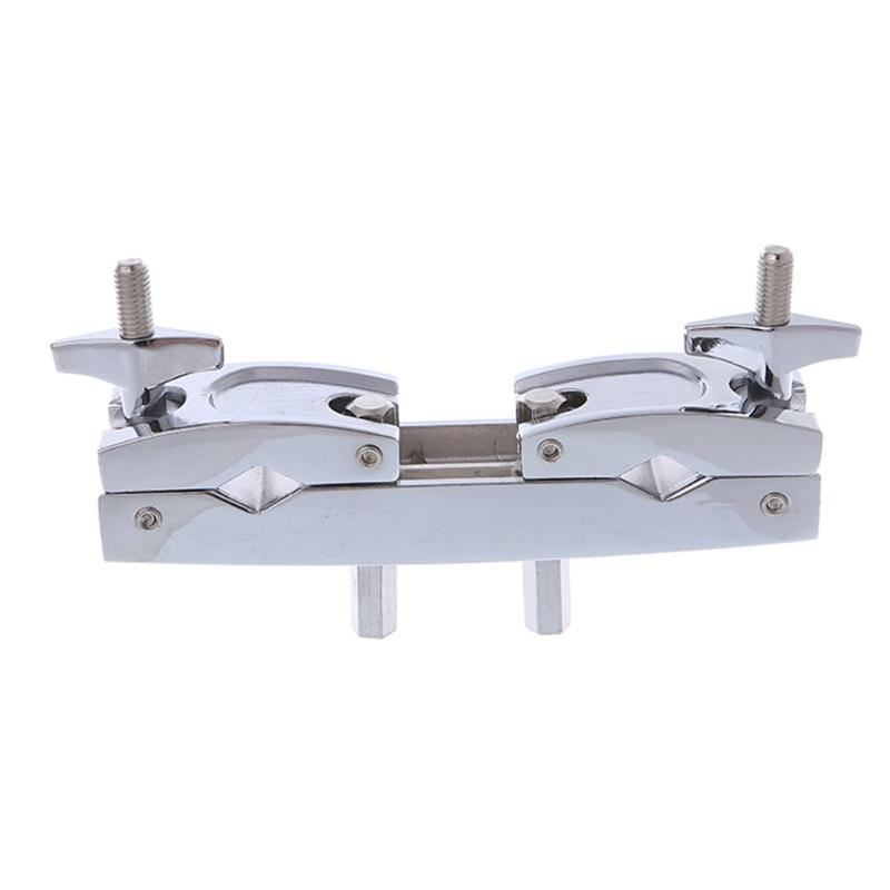 Metal Connecting Clamp Holder Bracket Percussion Drum Set For Cowbell Accessory Giảm Giá Khủng