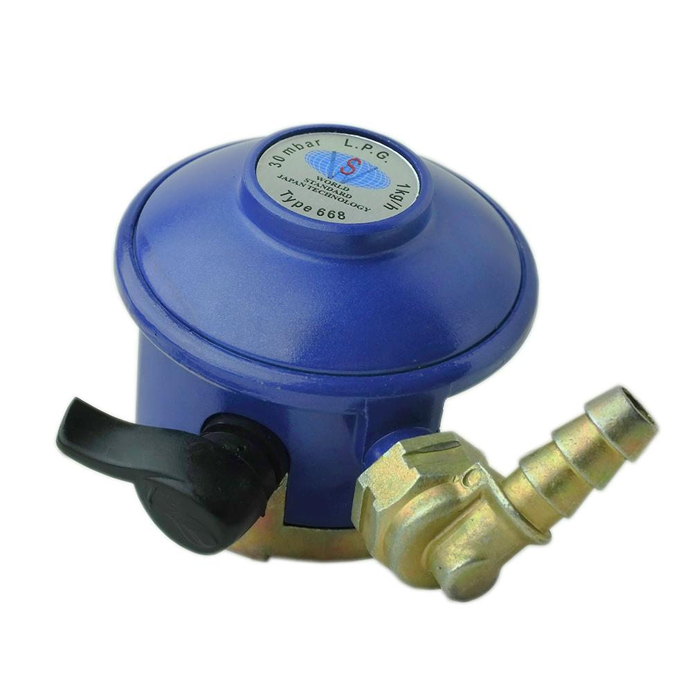World Standard Compact Shellane / Solane Lpg Regulator (wssrso-668) By Supplies For Less.