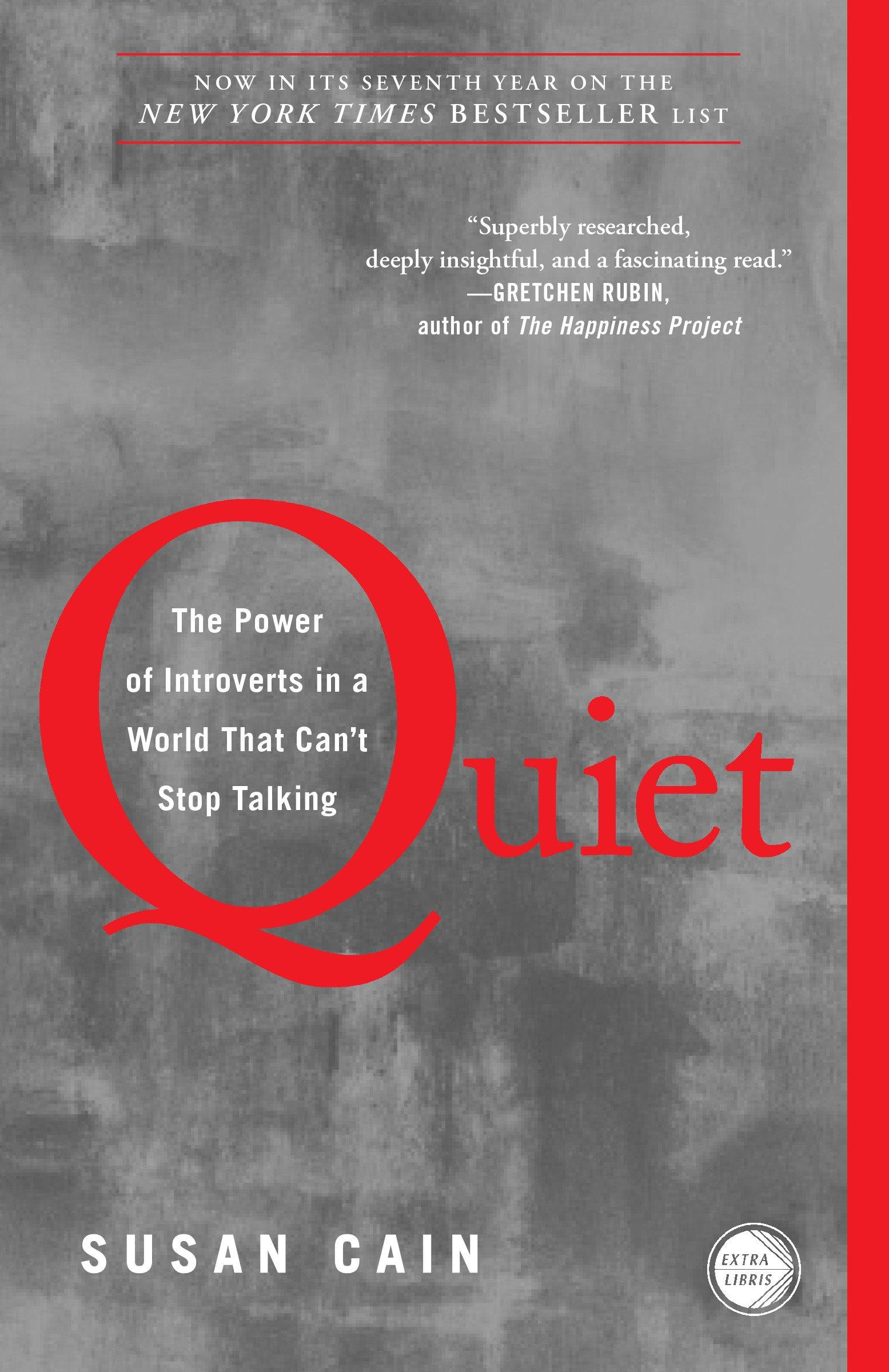 Quiet: The Power of Introverts in a World That Can't Stop Talking E-book  (Android, IOS & Kindle)
