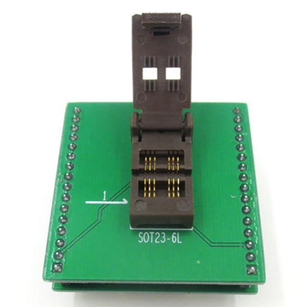 Bảng giá SOT23 SOT23-6 SOT23-6L IC Test Socket / Programmer Adapter / Burn-in Socket Phong Vũ