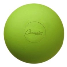 Champion Sports Lacrosse Ball (green) By Sportshub.