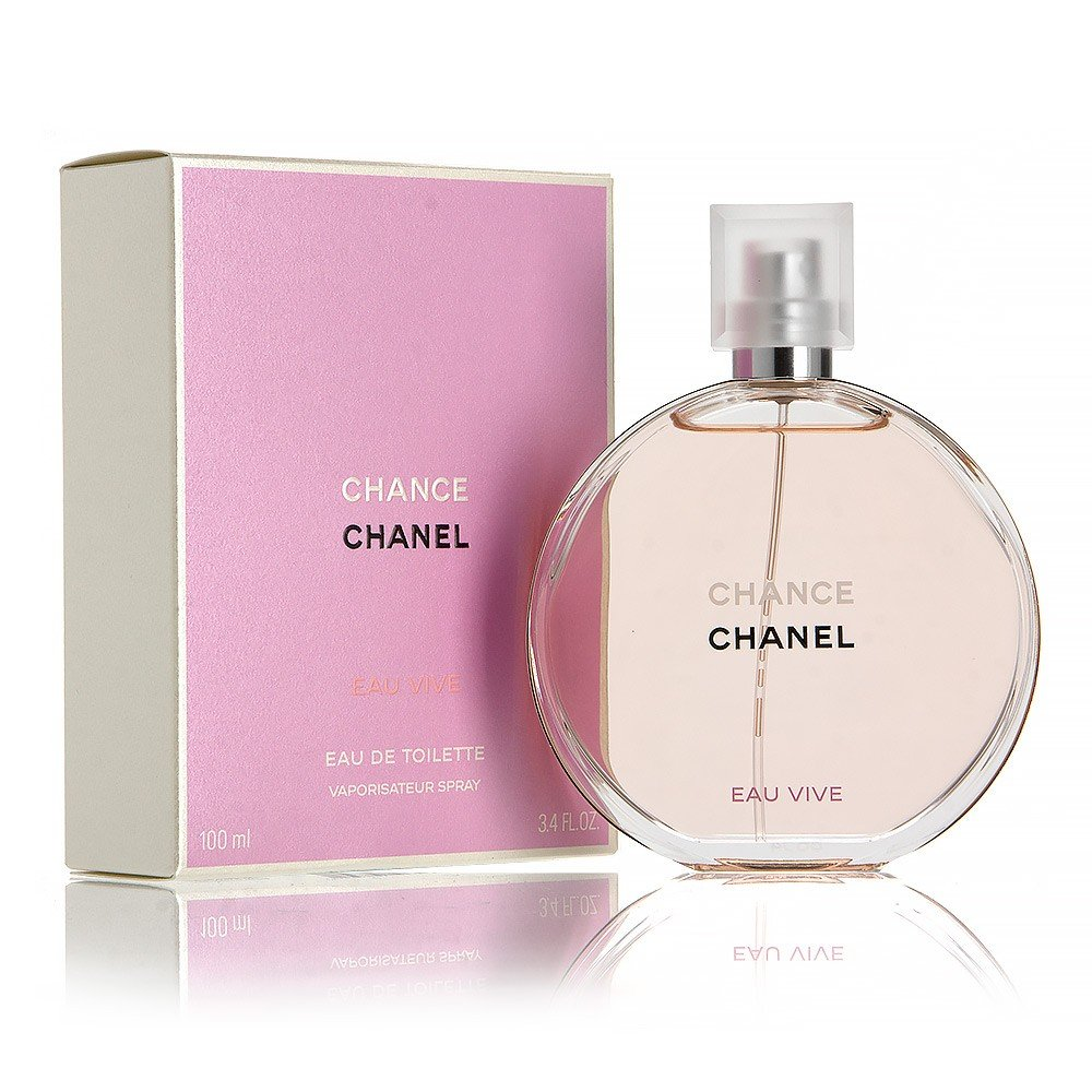 Chanel Chance Eau Tendre for Women Eau De Toilette 100ml
