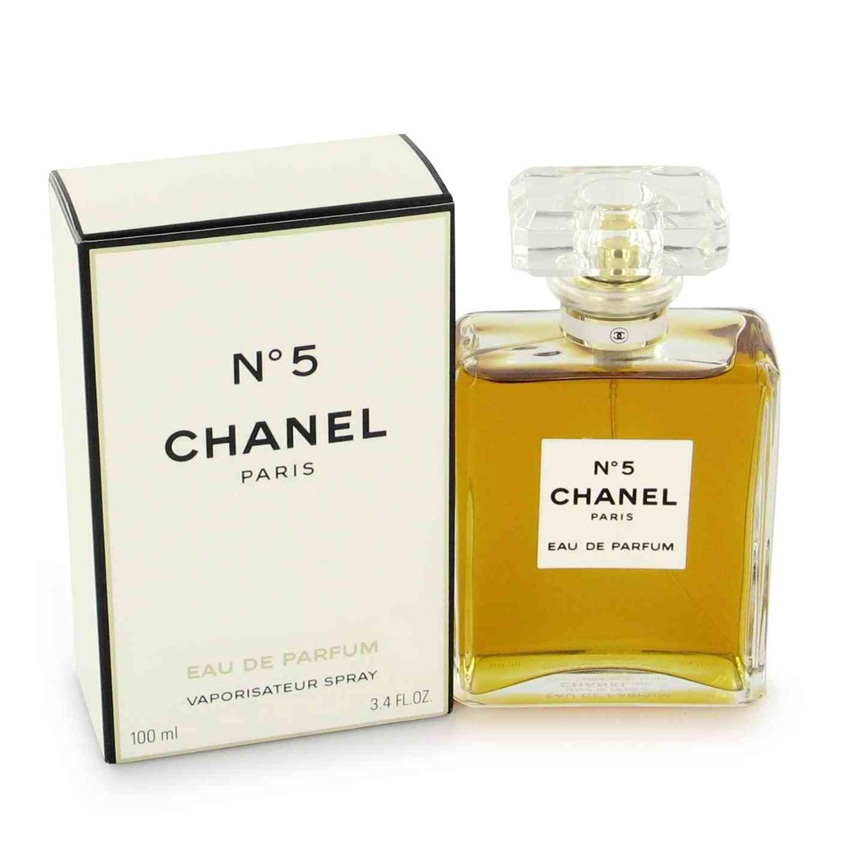 Chanel No.5 Eau De Parfum for Women 100ml