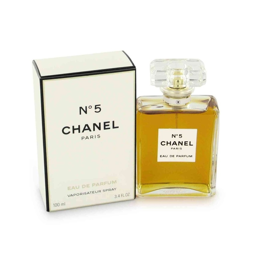 Chanel No. 5 Eau De Parfum for Women 100ml
