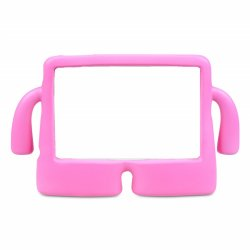 Child-friendly Shockproof Case for iPad Mini (Pink)