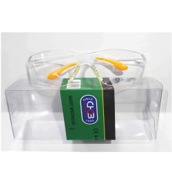 Chob Safety Spectacles Goggles Glasses Sporty Eyewear ANSI PPE ANSI CE Safety Kit PPE Kit Safety Equipment