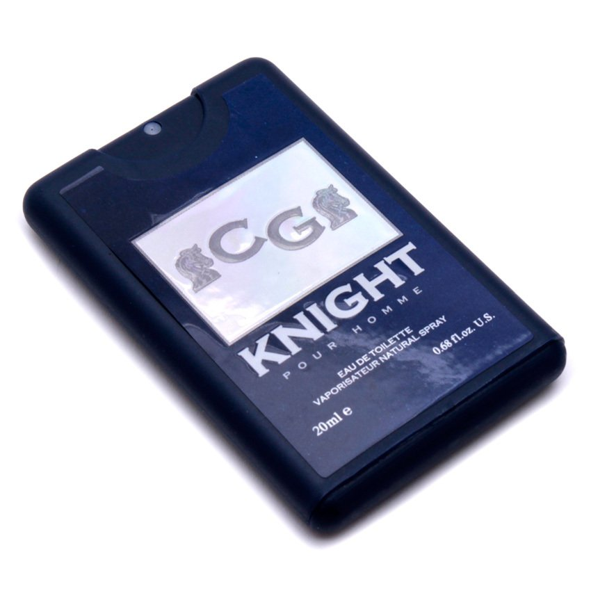 Christian Gautier Knight Pour Home Eau De Toilette for Men 20ml - thumbnail