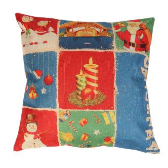 Christmas Box Pillow Cover (Intl)