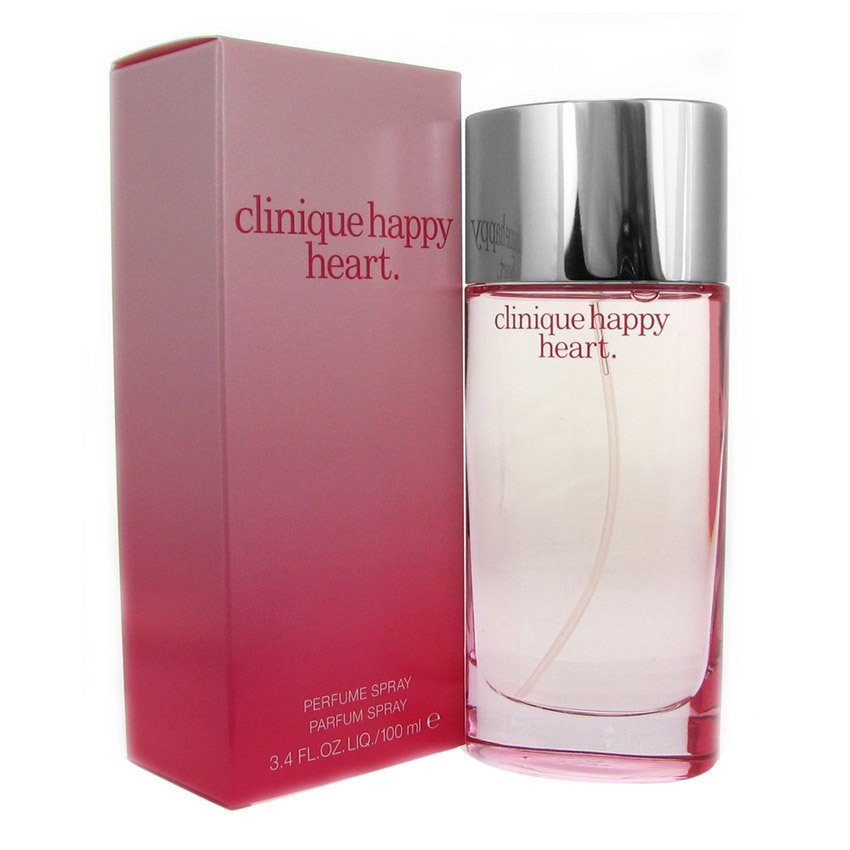 Clinique Happy Heart Eau de Parfum for Women 100ml - thumbnail