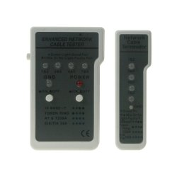 COMMANDER CTS-803HL LAN Network Cable Tester