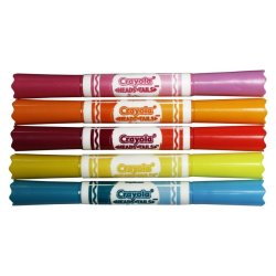 Crayola Heads and Tails Set of 5 (Multicolor)