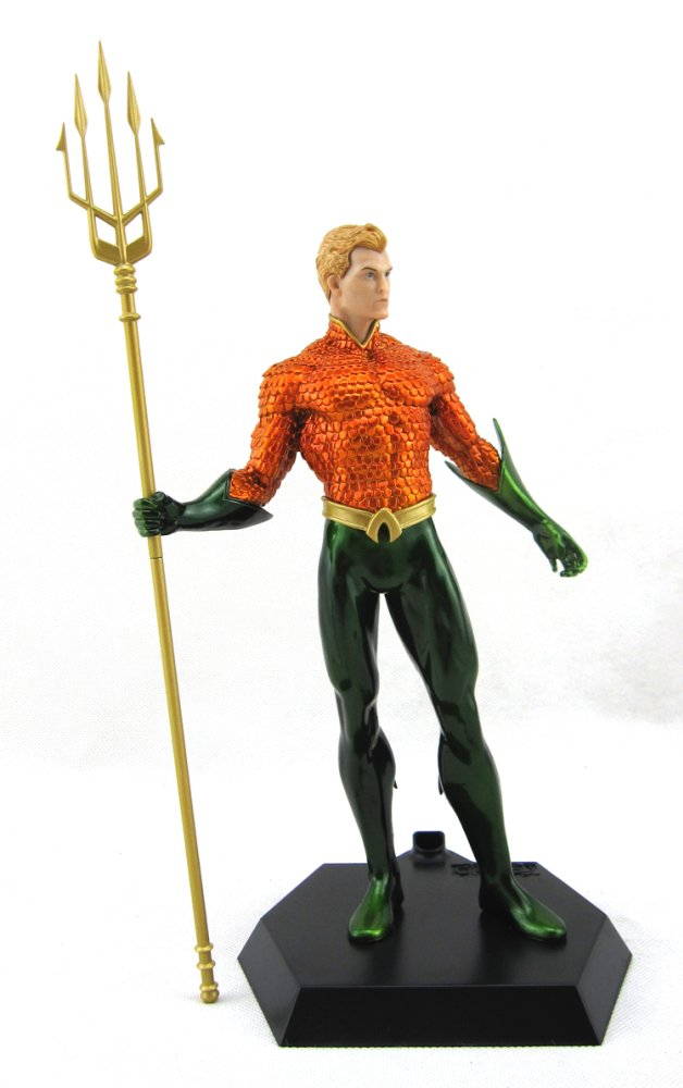 Crazy Toys Aquaman PVC Statue Figure ( Orange / Green ) product preview, discount at cheapest price