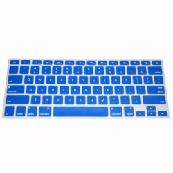 "Crystal Keyboard Guard for Macbook Pro 13/15/17"" (Blue)"
