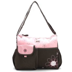 Cute Baby Bag - Floral Diaper Shoulder Nursery Bags