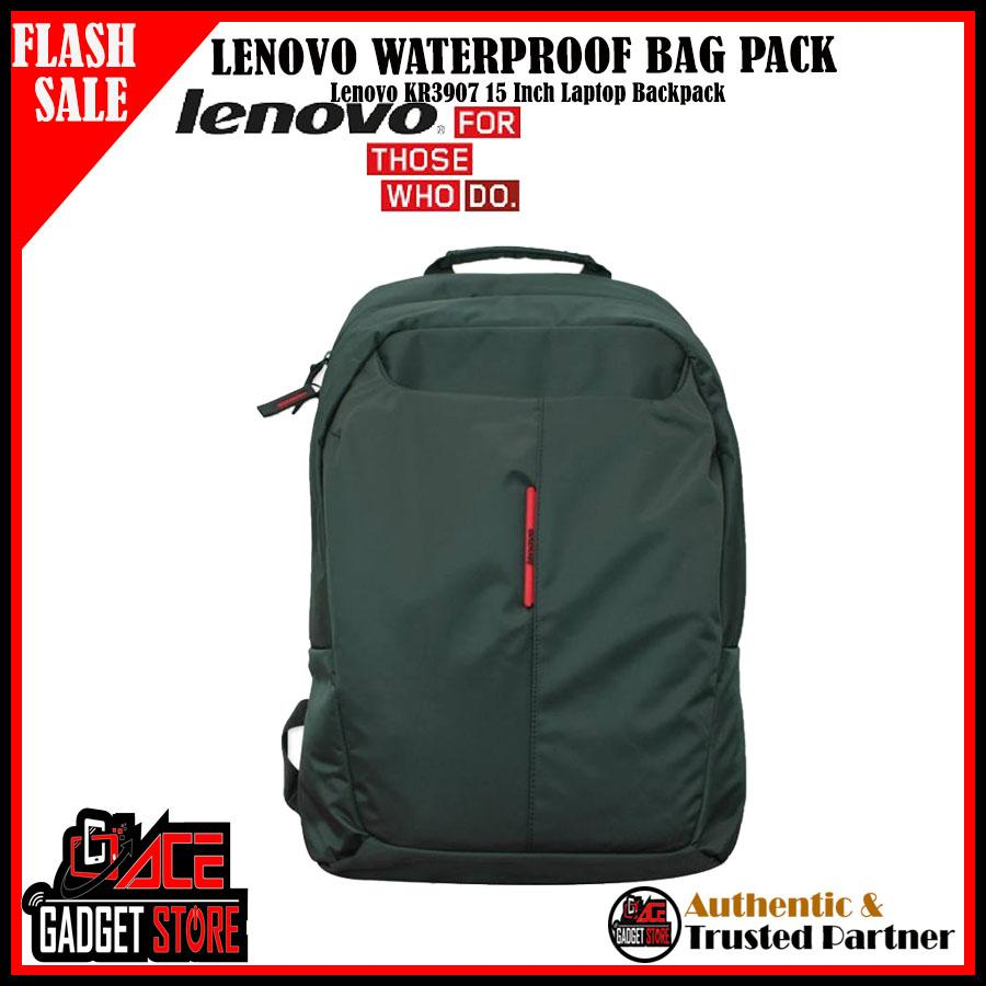 6bf795be7ea2 Lenovo LAPTOP Backpacks water resistant 15.6 inch backpack Dark Grey Gaming Bag  Laptop bag water proof