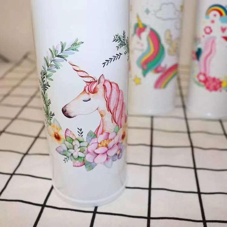 High Quality Kiddy UniCorn Stainless Steel Thermos Tumbler