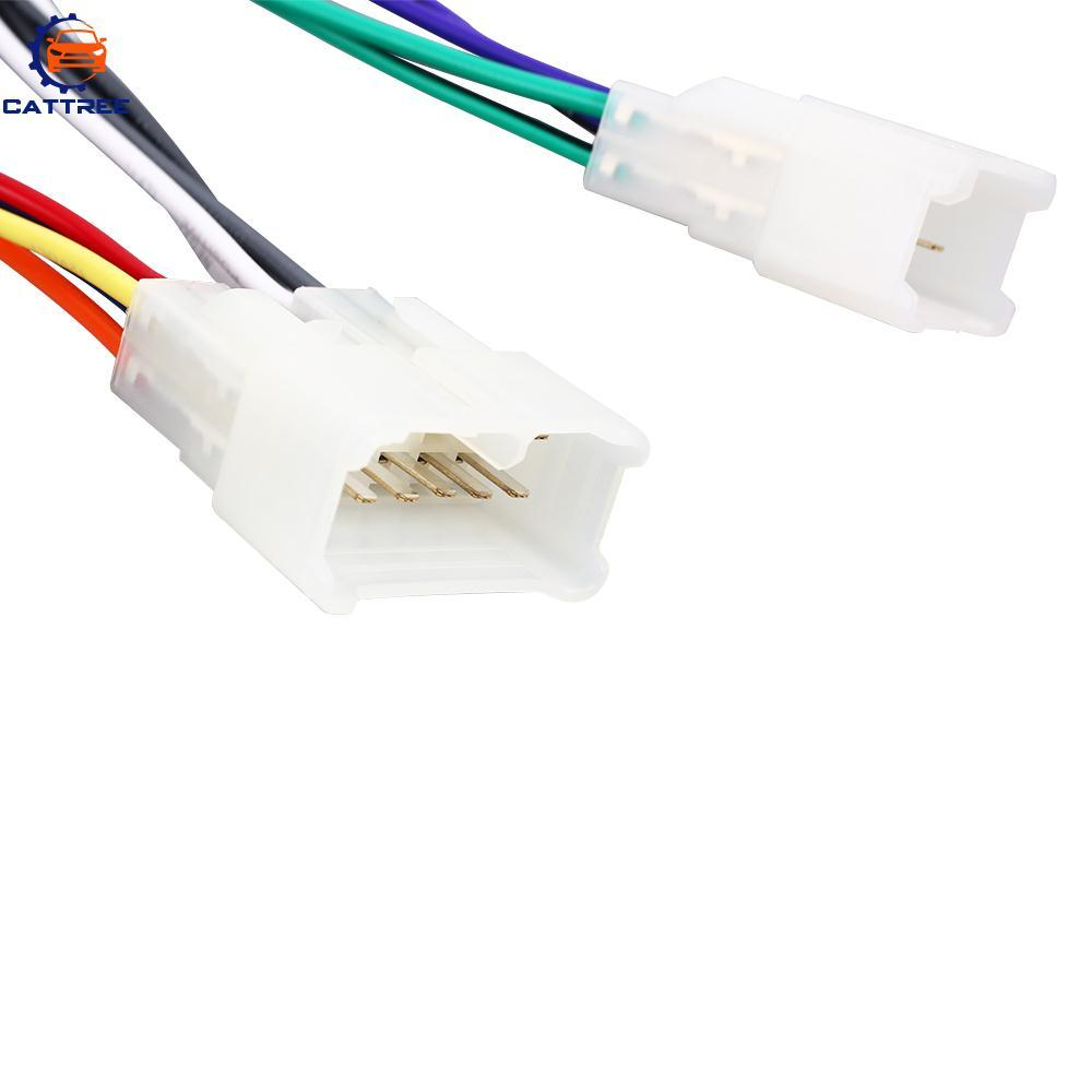 Car Stereo Female Socket Radio Iso Wire Harness Car Audio