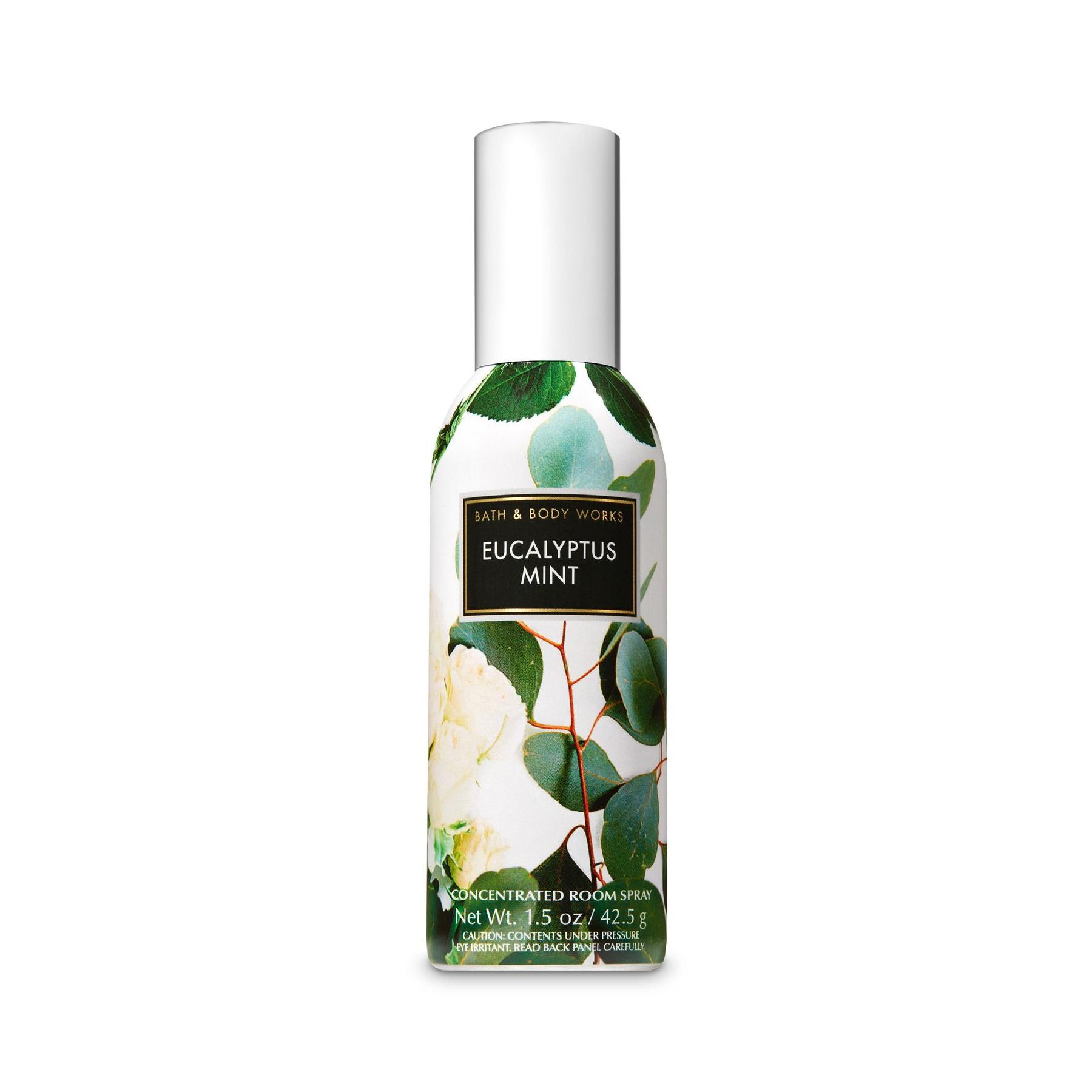Bath and Body Works Eucalyptus Mint Concentrated Room Spray 1.5 oz / 42.5g