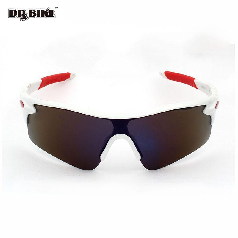 5987292f4fb Bike Glasses Riding Protection Night Eyewear with Cases Cleaning cloth  Bicycle Goggles Driving Cycling Shades Outdoor