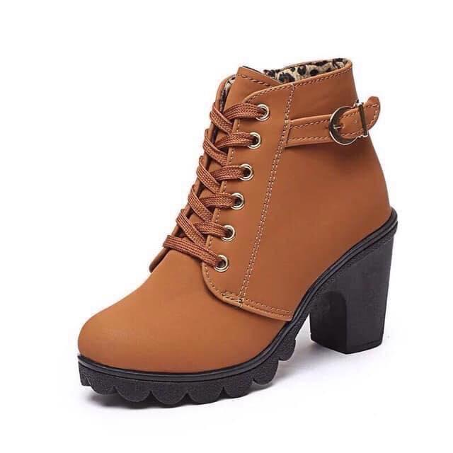 5a58f1bb9a0ad4 SALE Foreign Version of Ankle Boots for Women Korean Fashion