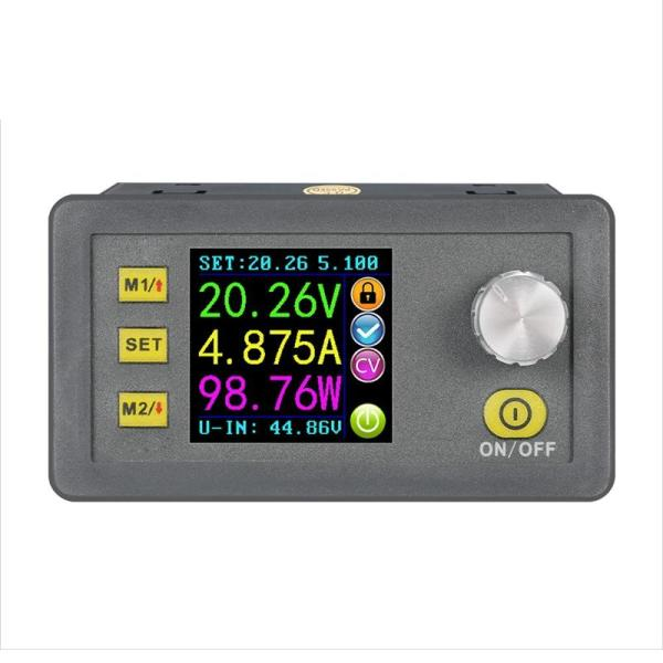 RD DP50V5A Constant Voltage Current Step-Down Programmable Power Supply Module Buck Voltage Converter LCD Voltmeter