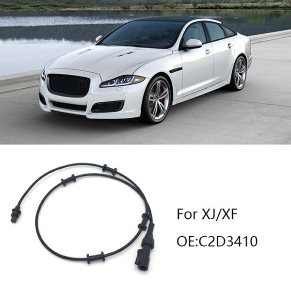 Car ABS Sensor Wheel Speed Sensor for Jaguar XF XJ C2D3410
