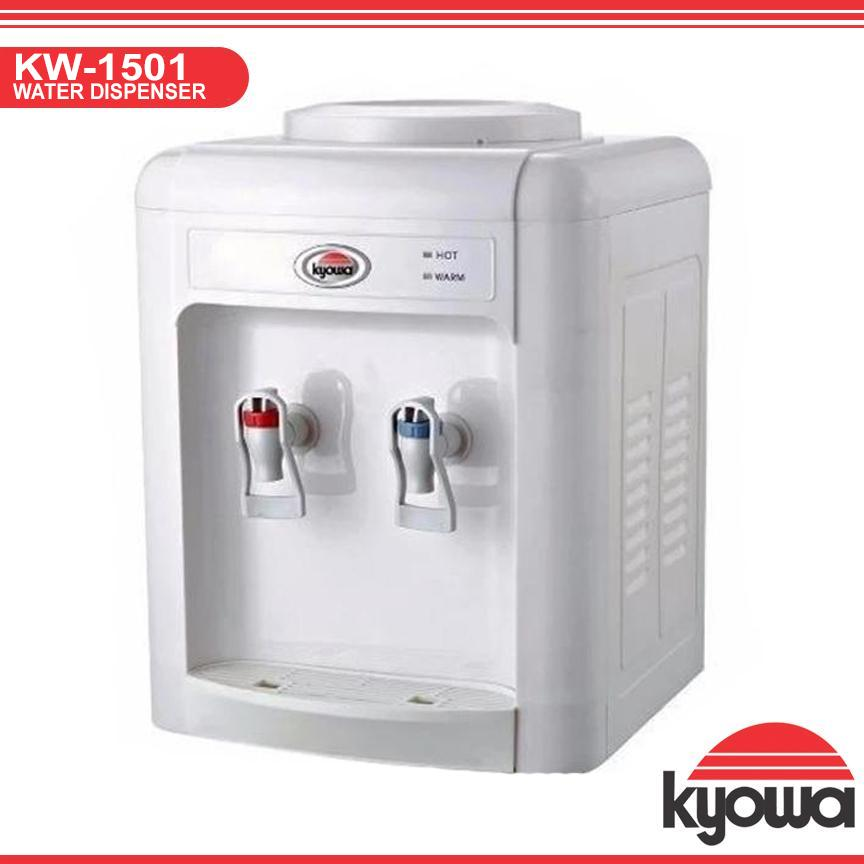 Kyowa Kw-1501 Electric Table Water Dispenser By D&d.
