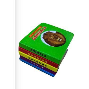 Jlt 5in1 Educational Booklet By Little Je Shop.