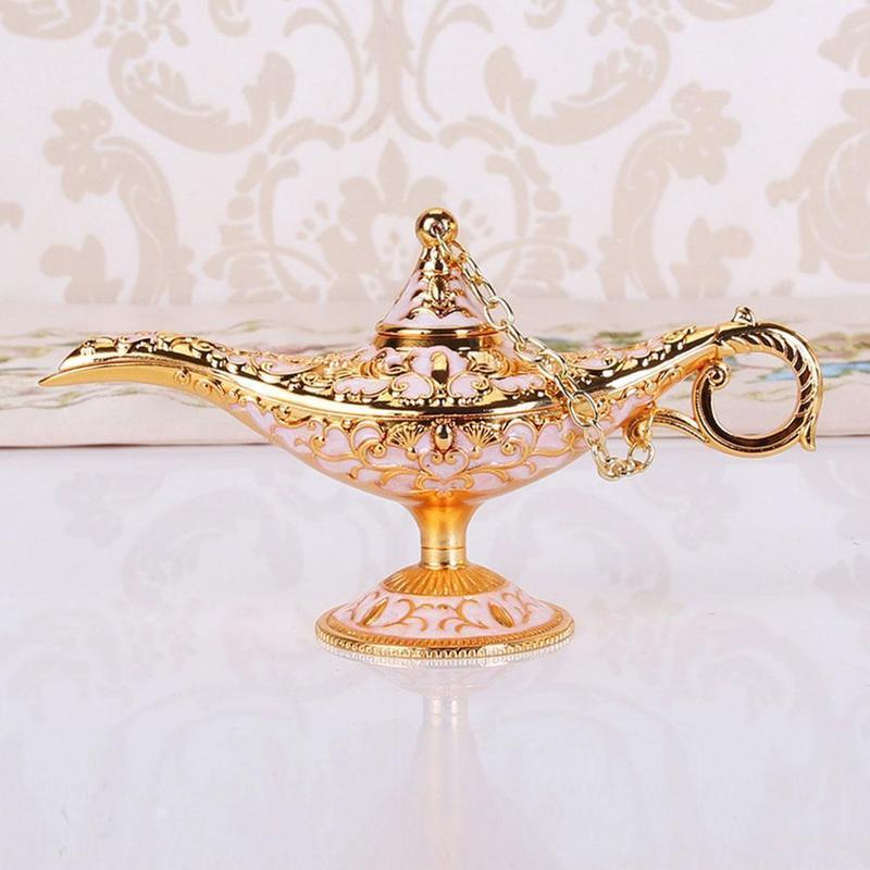 Magic Genie Light Oil Lamp Pot Lamp Stunning Decoration New