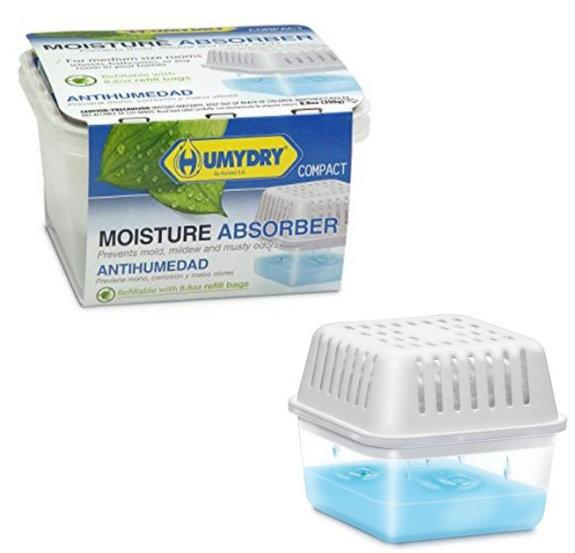 Humdry Moisture Absorber Compact 250g By Geneva Online Shop.
