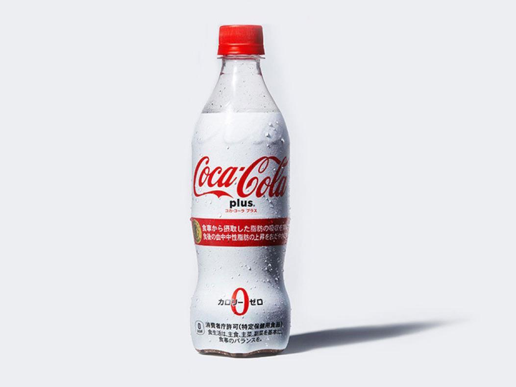 Coca Cola Plus Dietary Fiber Coke 470ML