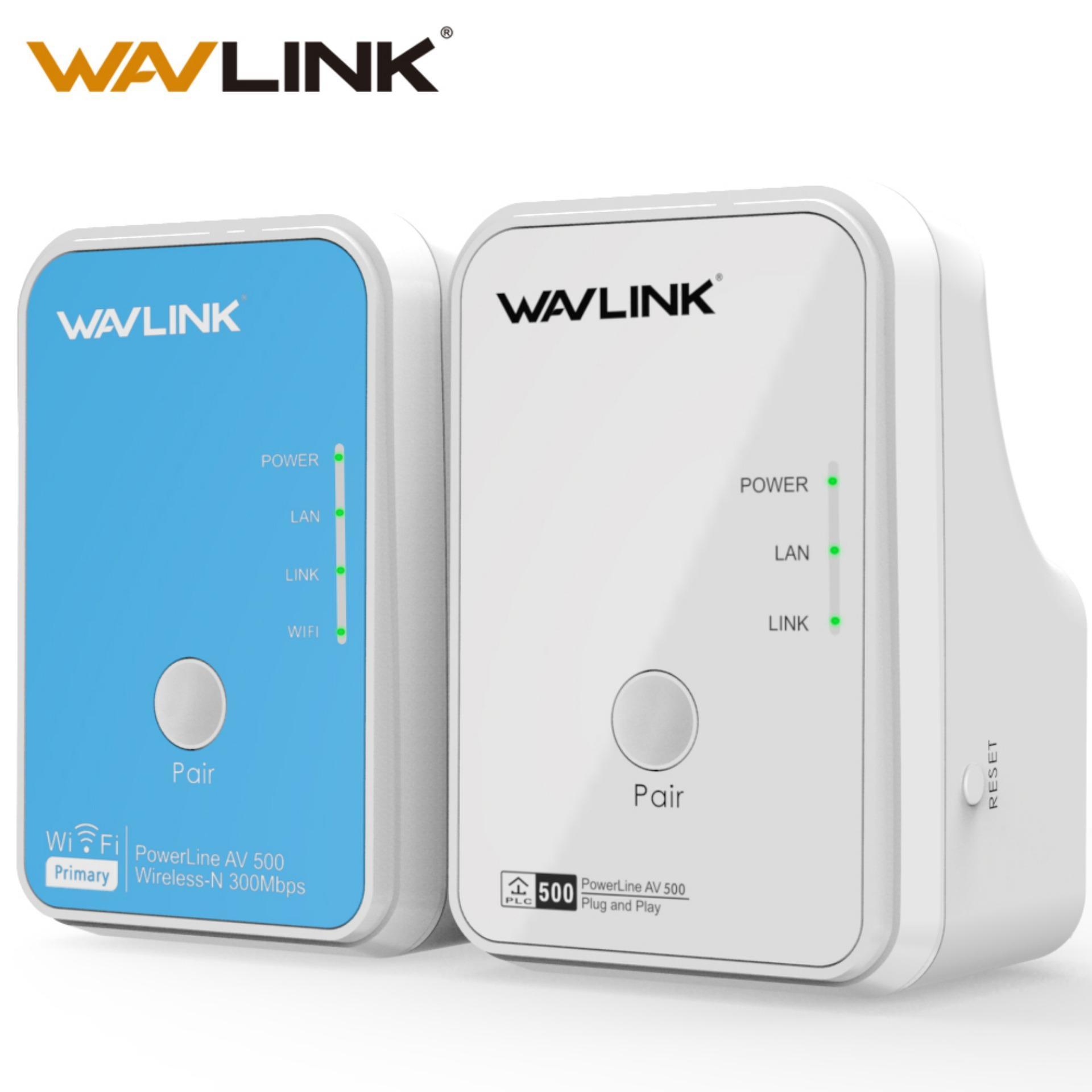 Wi-Fi N300 + Powerline AV500 Edition Kit