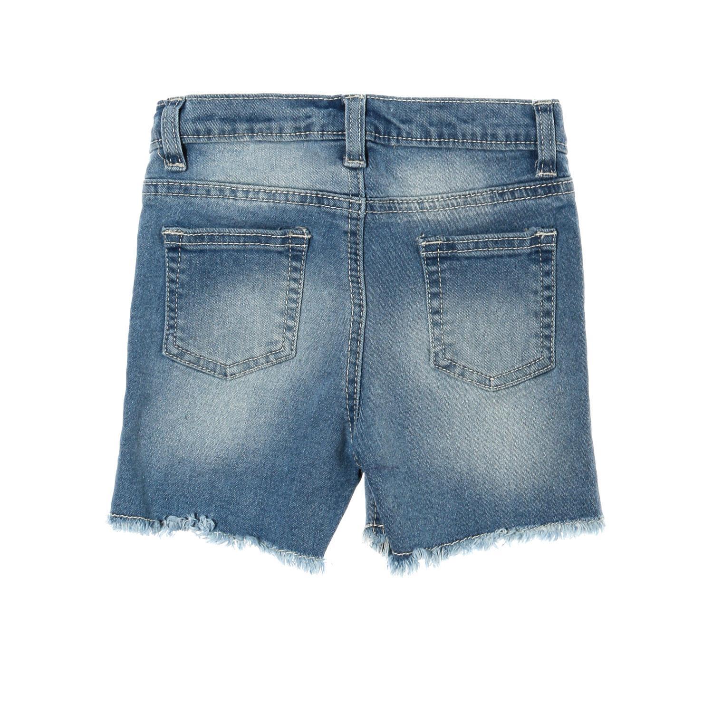 d2082c09d9 Product details of Just Jeans Light Wash Denim Shorts in Blue