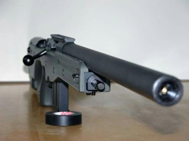 L96 Bolt Action